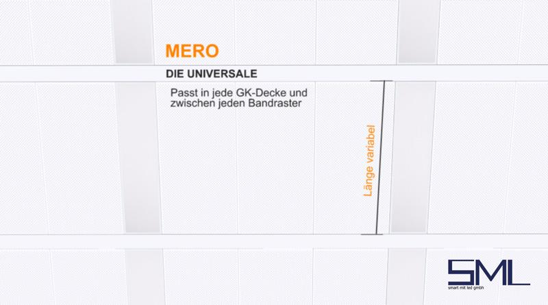 Mero Serie LED Panel UGR>19