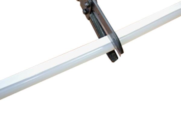 Neaon Flex LED Streifen schneiden flexibel verlegen Halterung Aluminium Profile