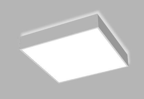 LED Deckenanbauleuchte