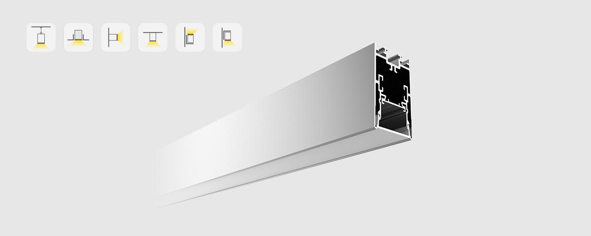 LED Lichtbandleuchte LS4067