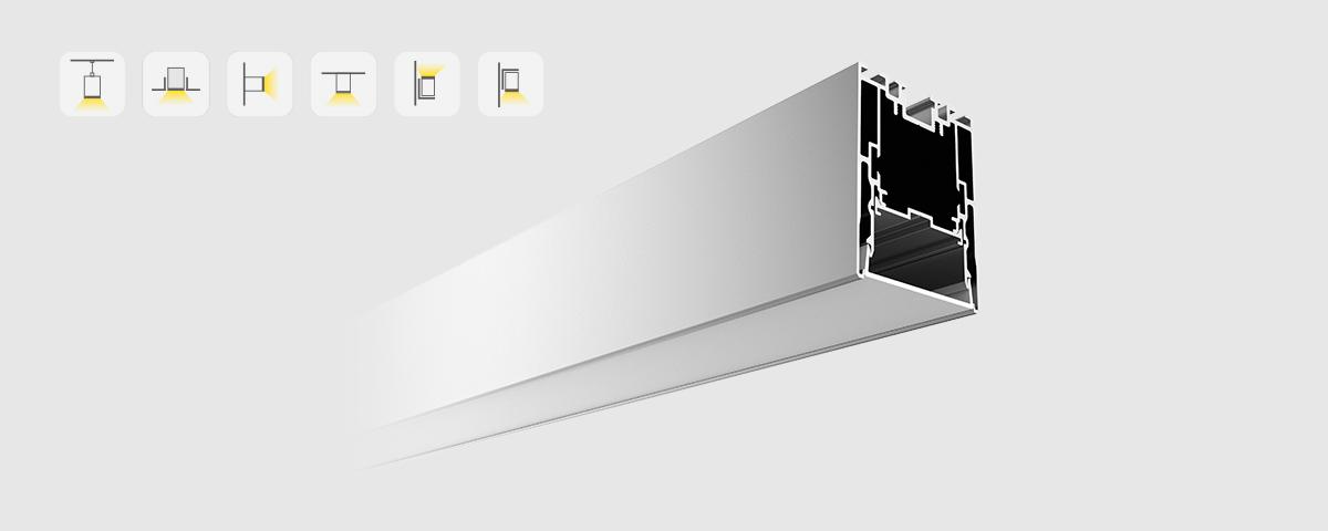 LED Lichtbandleuchte LS5470