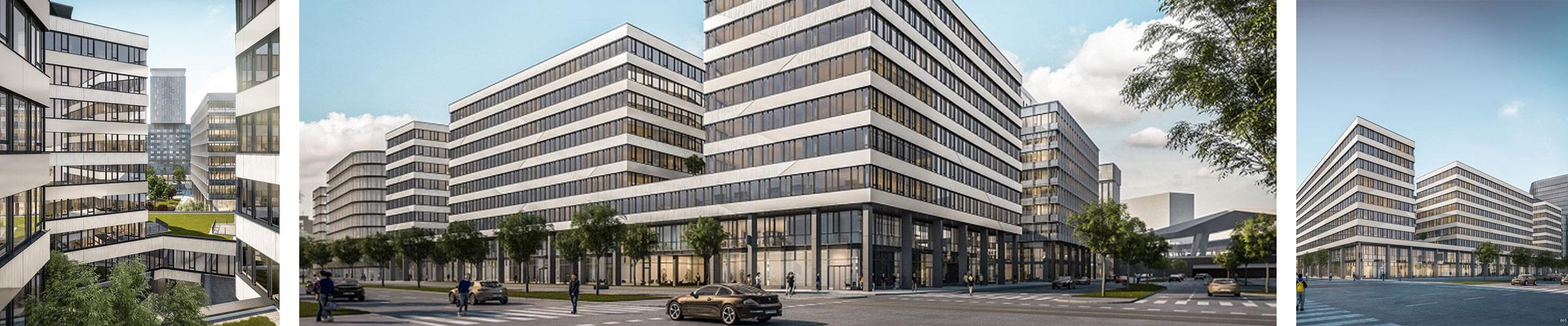 QBC1+2 Quartier Belverdere - in BAU