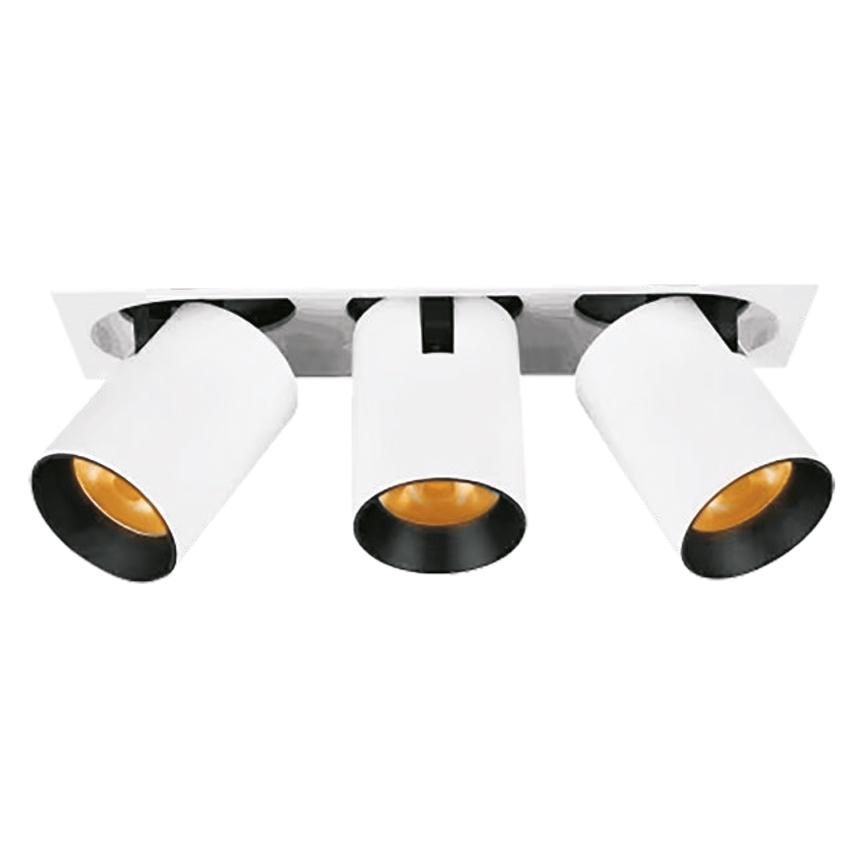 Ronda LED Downlight 2 fach