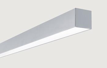 LED Profilleuchte LIN Eckprofil 2 seitig