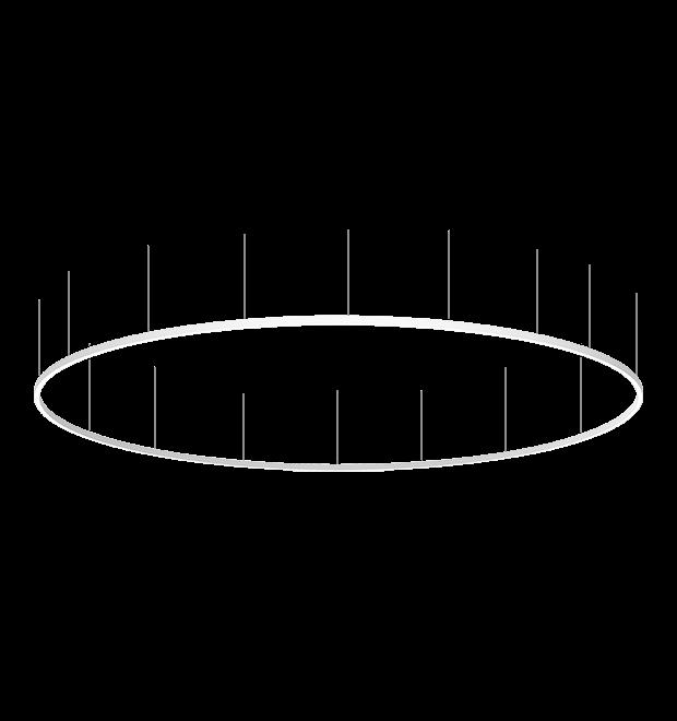 SML LED Loyd Ringleuchte Durchmesser 8000mm