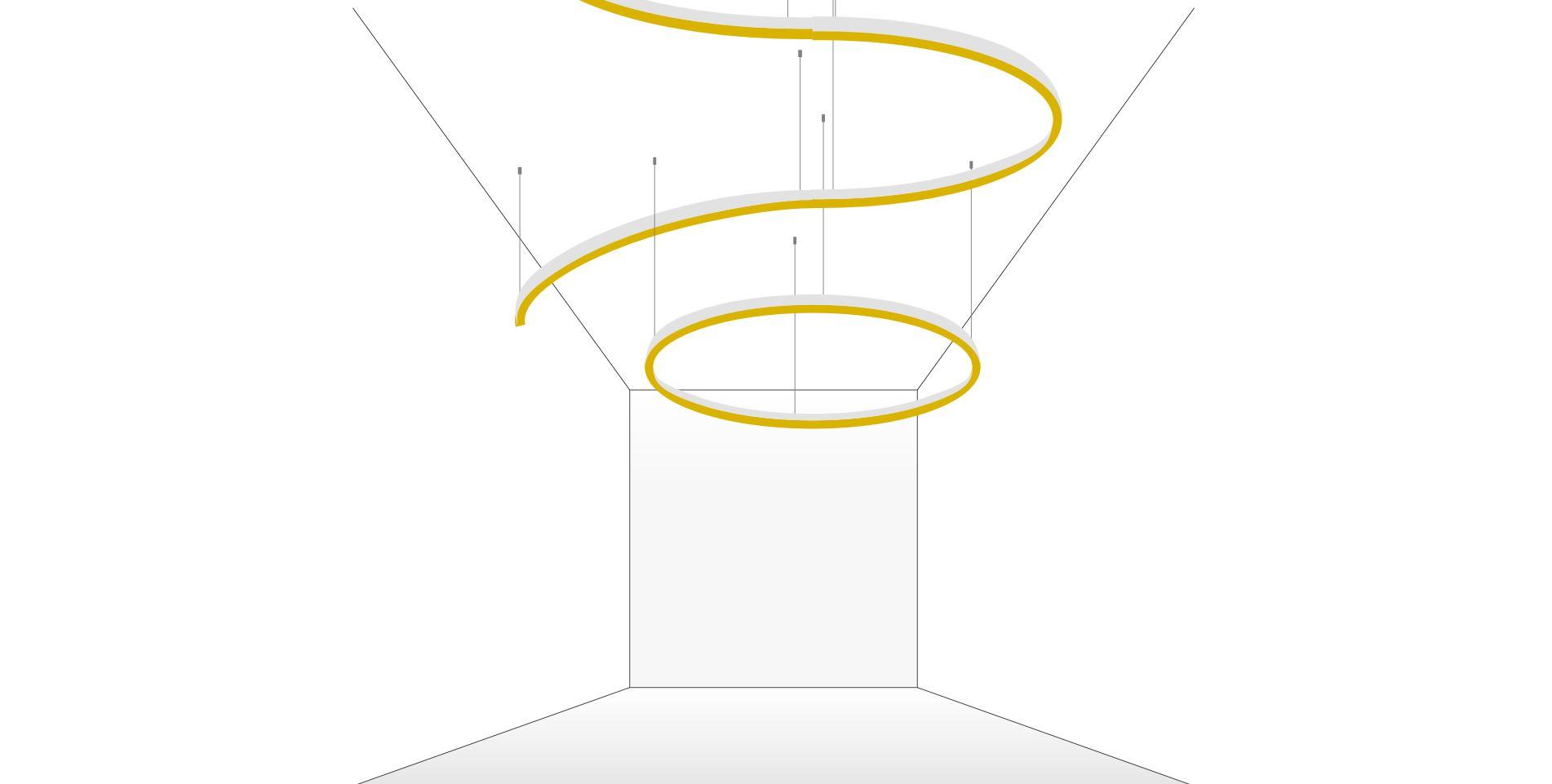 SML LED Ringleuchte Loyd Beispiel Anwendung