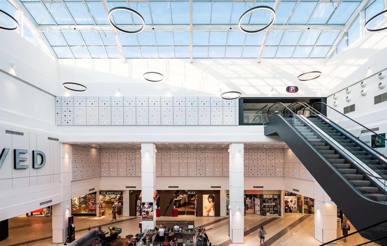 SML LED Ringleuchte Loyd Shopping Center