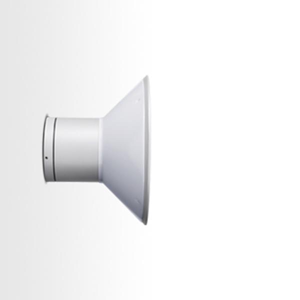 LED Wandleuchte Torro indirekt strahlend Wanderhellung