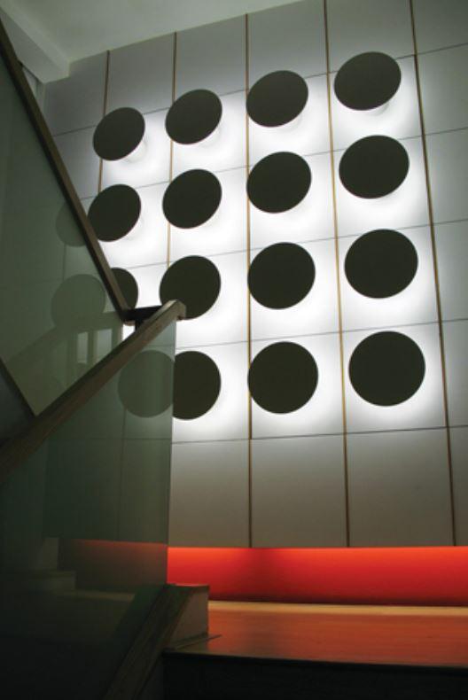 Torro LED Wandleuchte