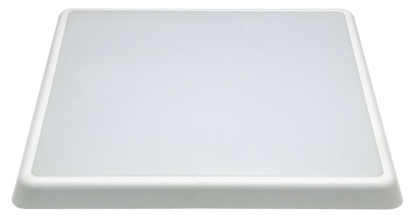 UFO 2.0 LED Deckenleuchte von SML quadratisch geringe Höhe von SML