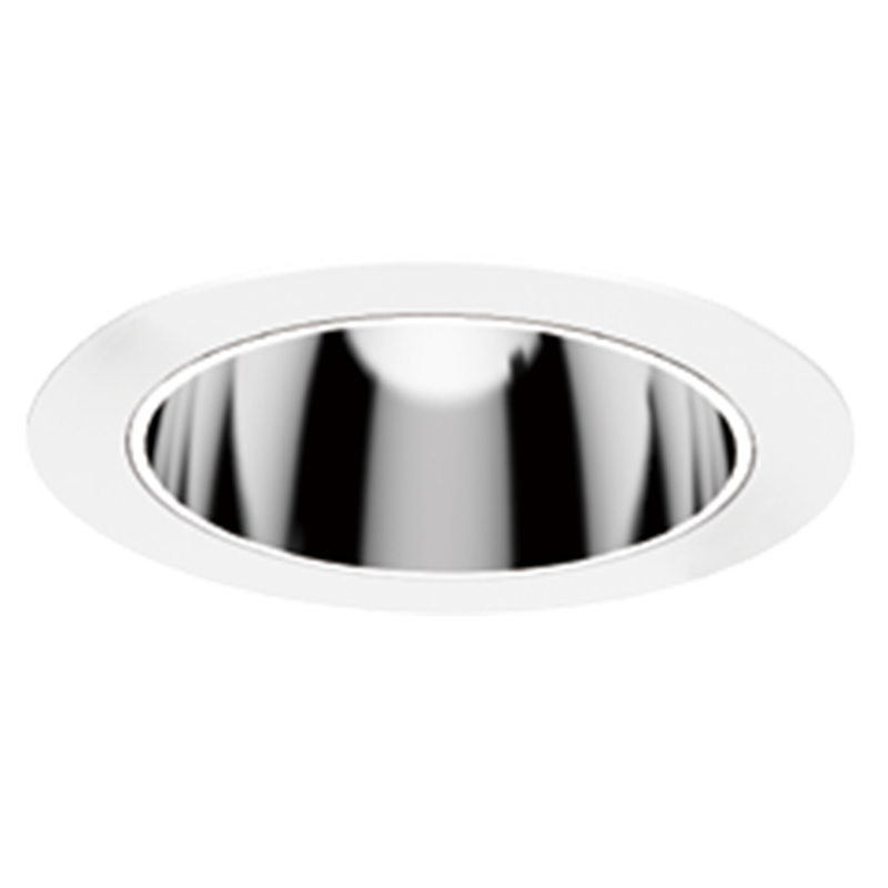 Xerxes DL98 DOB LED Downlight mit glattem Reflektor