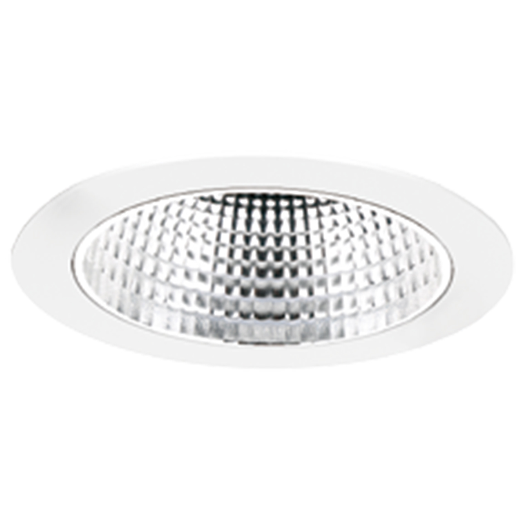Xerxes F DOB LED Downlight mit facettiertem Reflektor