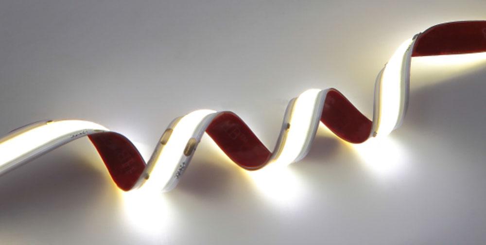 COB LED Streifen SML LED flexibel