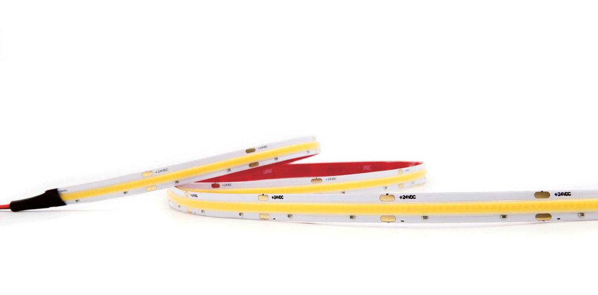 COB LED Streifen SML LED flexibel 24V COB LED Streifen von SML