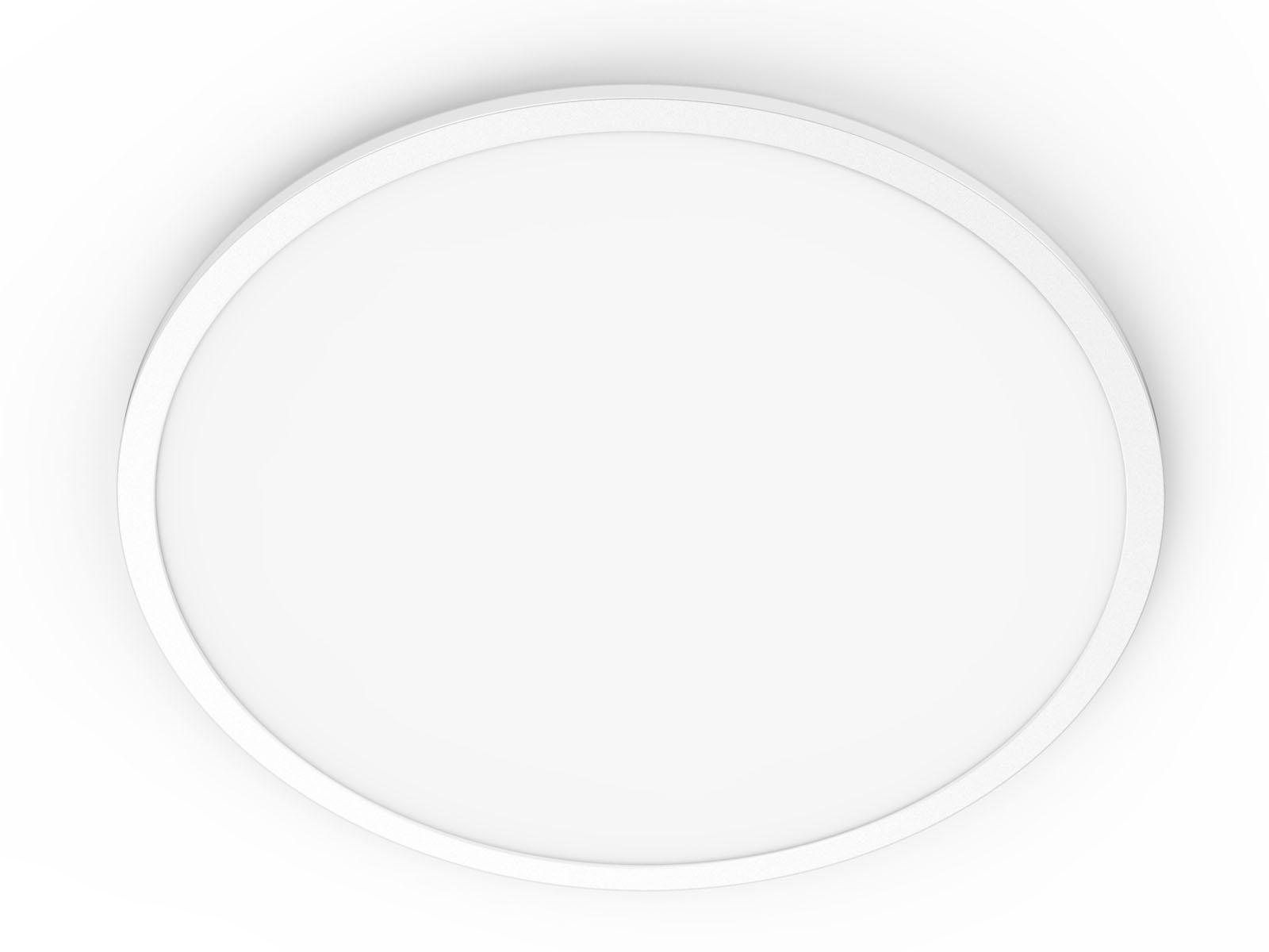 Disc LED Anbau- Einbauleuchte