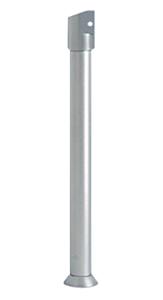 Pfahl für LED Strahler Frinco