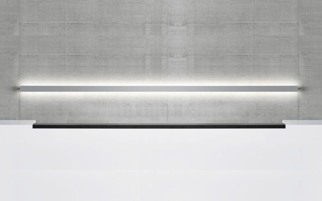 iLine-LED-Profilleuchte-Wandhalterung