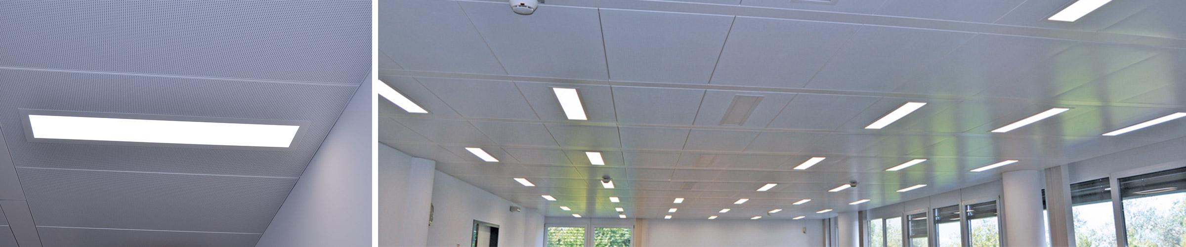 Büro Infineon mit SML LED Produkten