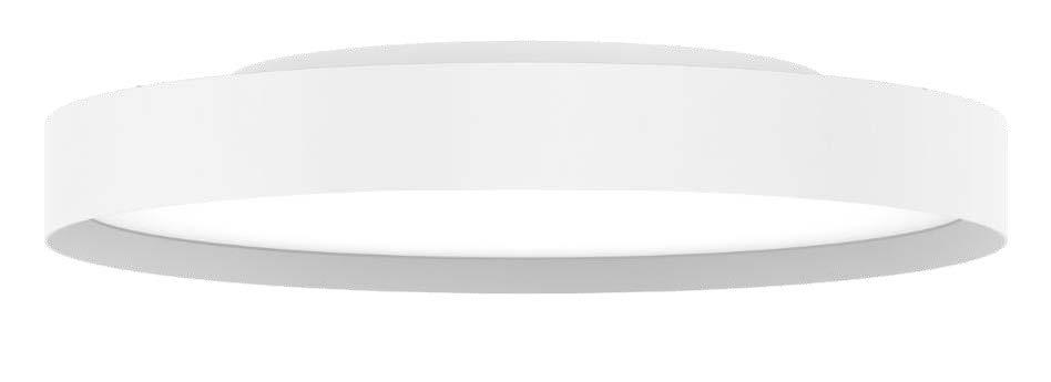 LED Anbauleuchte Roma curvy weiß