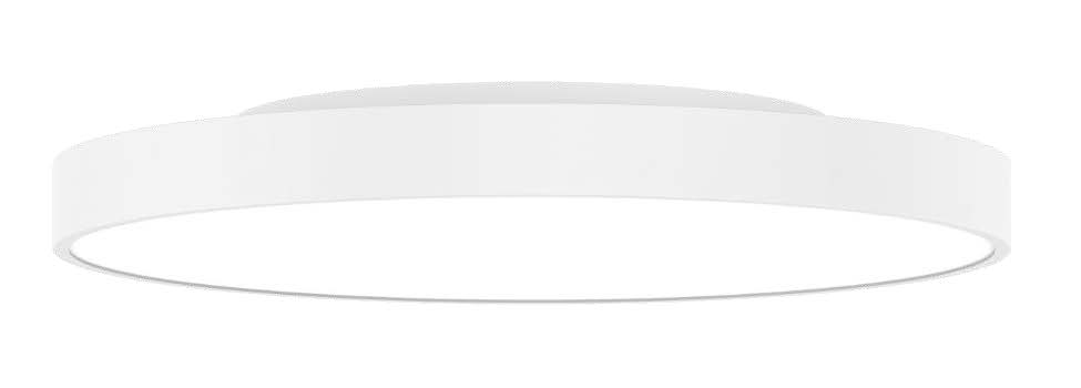 LED Hängelleuchte Roma flat weiß
