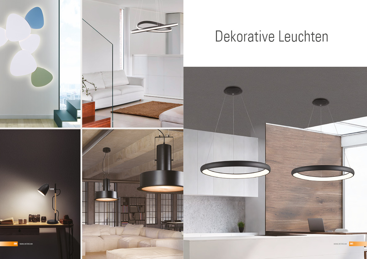 SML LED Dekorative Leuchten