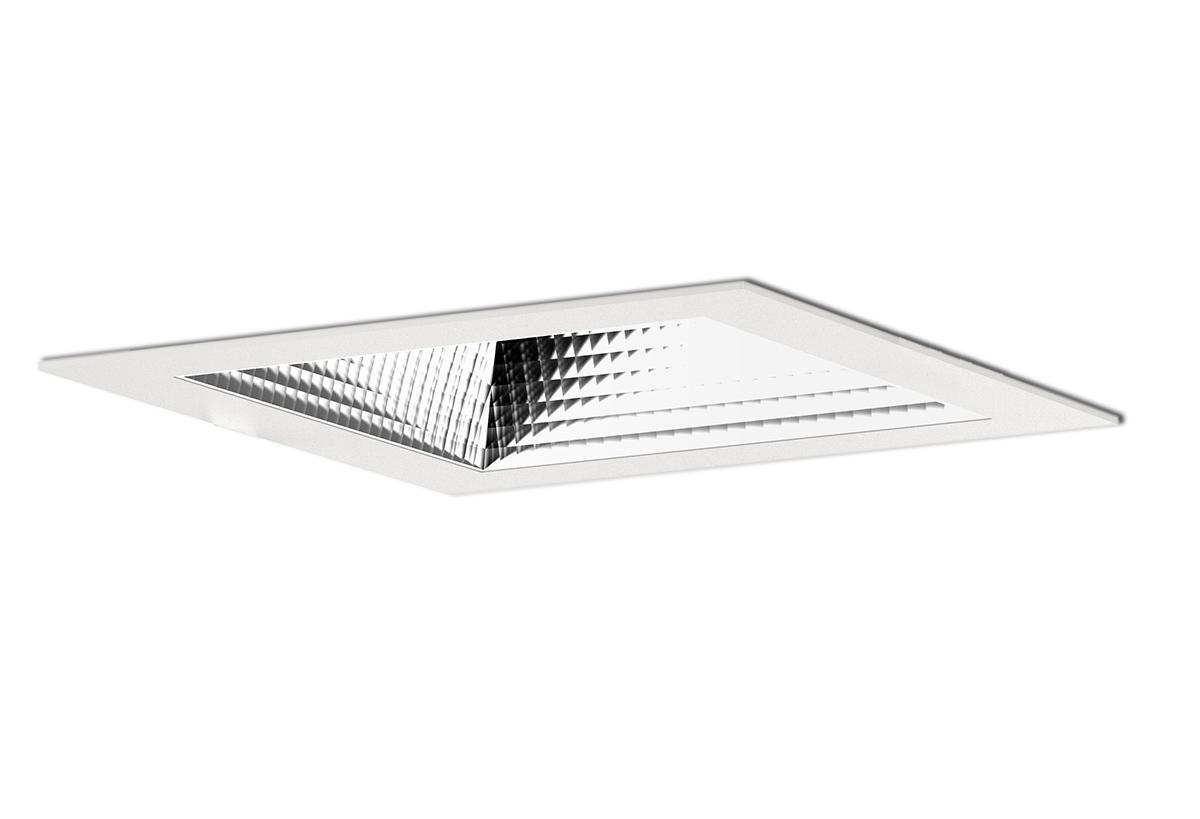 LED Downlight quadratisch XELA Square SML LED