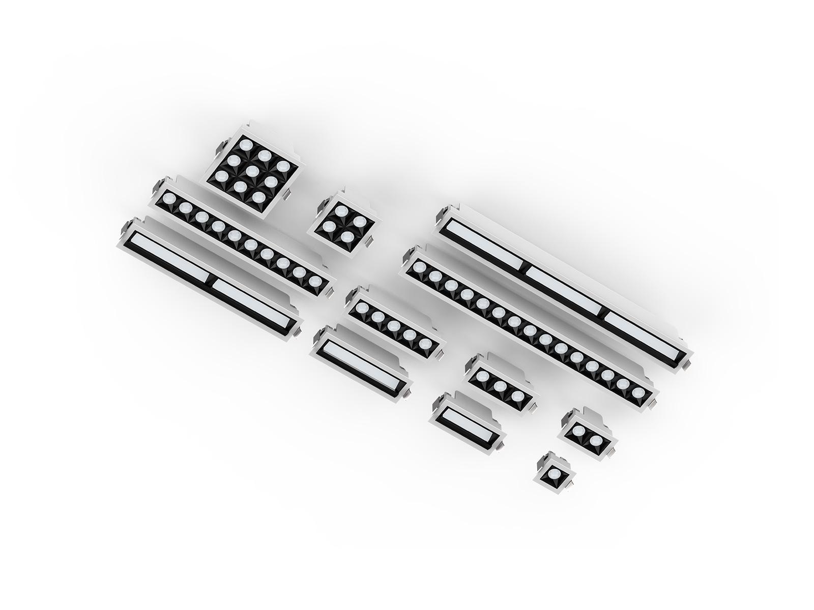 LED Einbauleuchte Kolma Serien SML LED