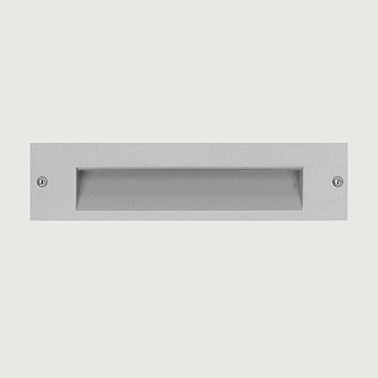 BrickD LED Wandleuchte für Rampen und Fassaden für Wegbeleuchtung