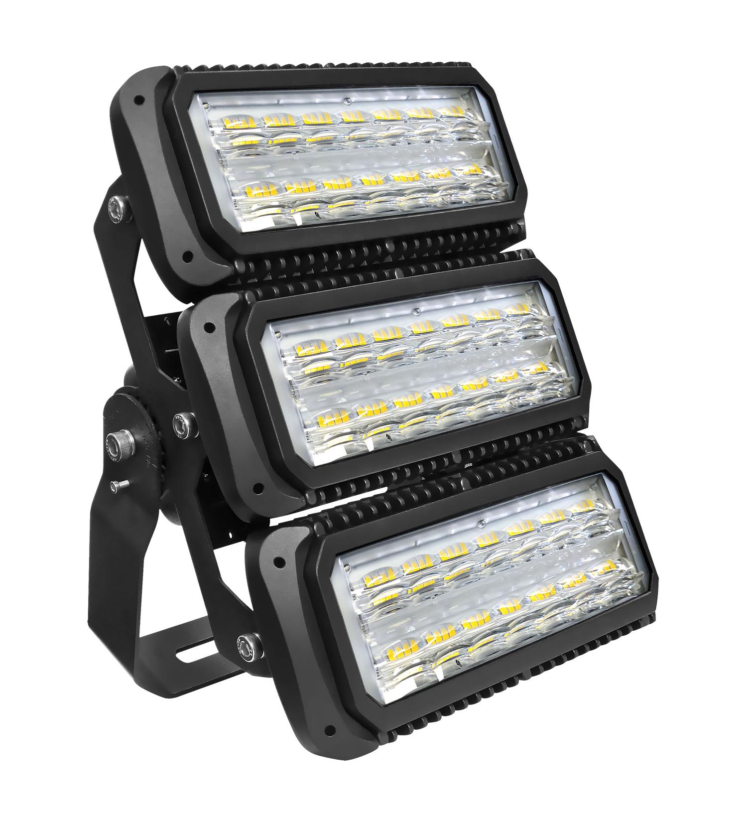 LED Fluter Maltos mit asymmetrischen Abstrahlwinkel