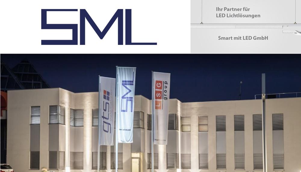 Smart mit LED SML LED | Leuchten sowie LED Downlights