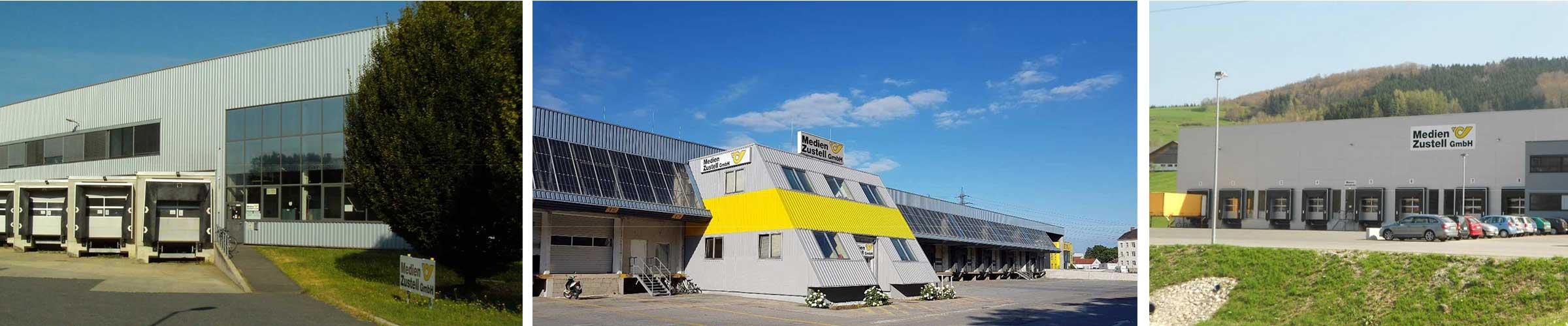 Medien Zustell GmbH Graz - Oberwang - Wien - Umrüstung mit Unifit und LED Röhren von SML LED