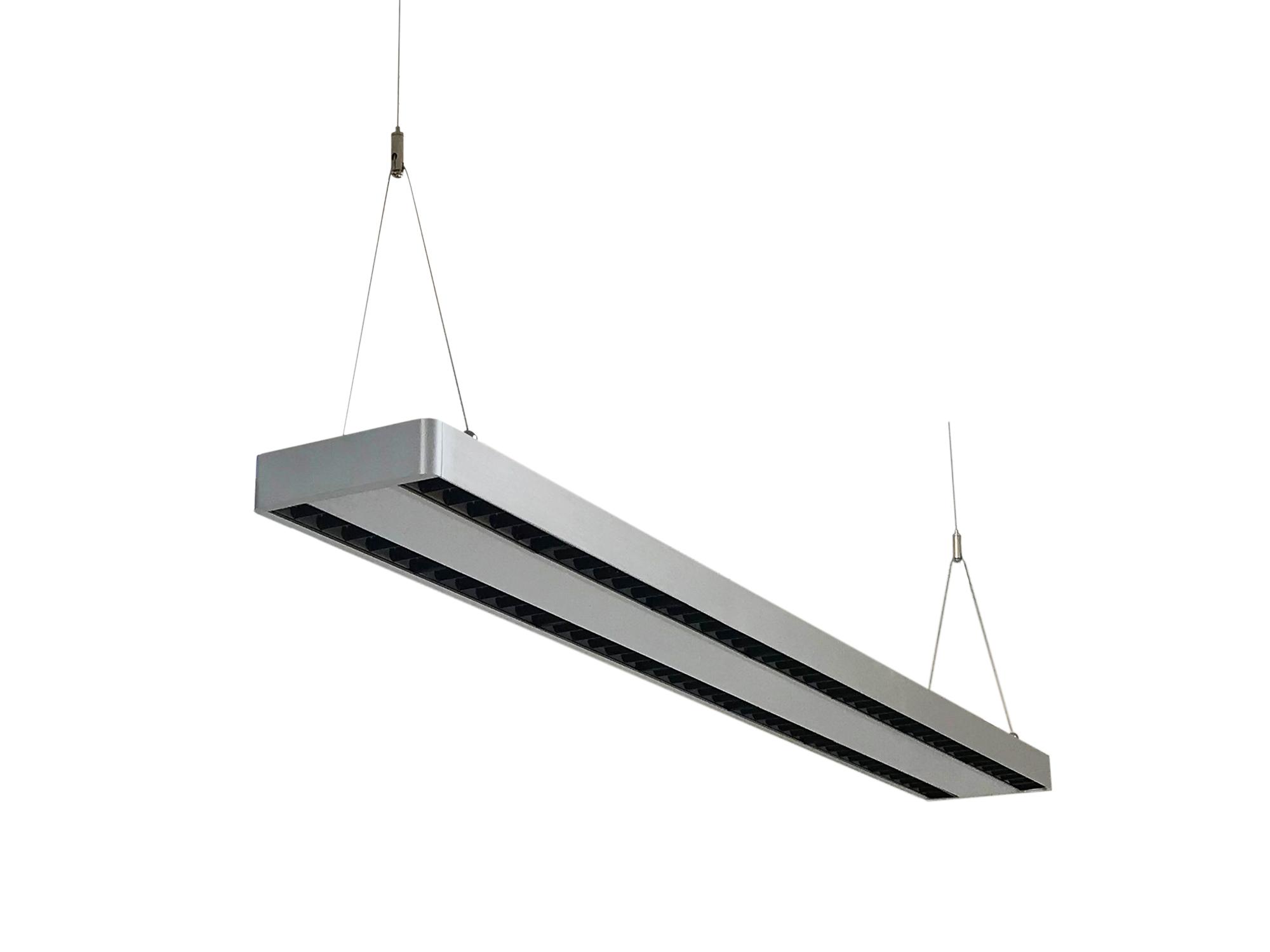 SML LED Pendelleuchte Onyx direkt indirekt