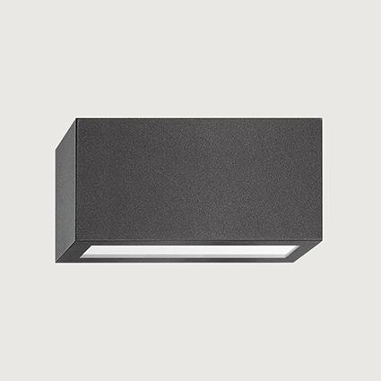 LED Wandleuchte Lasaro IP65 direkt indirekt SML LED