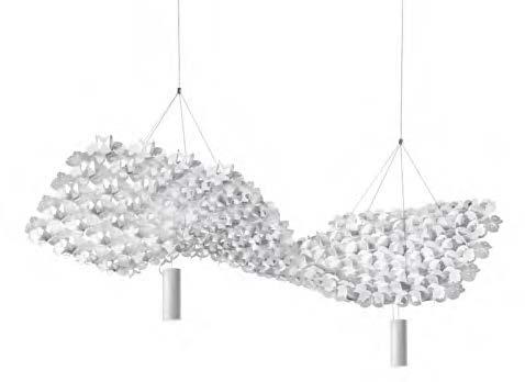 Xerxes LED Anbauleuchte Dip Schalter CCT