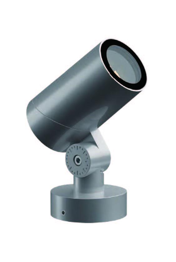 LED Strahler Lora S für Fassadenbeleuchtung
