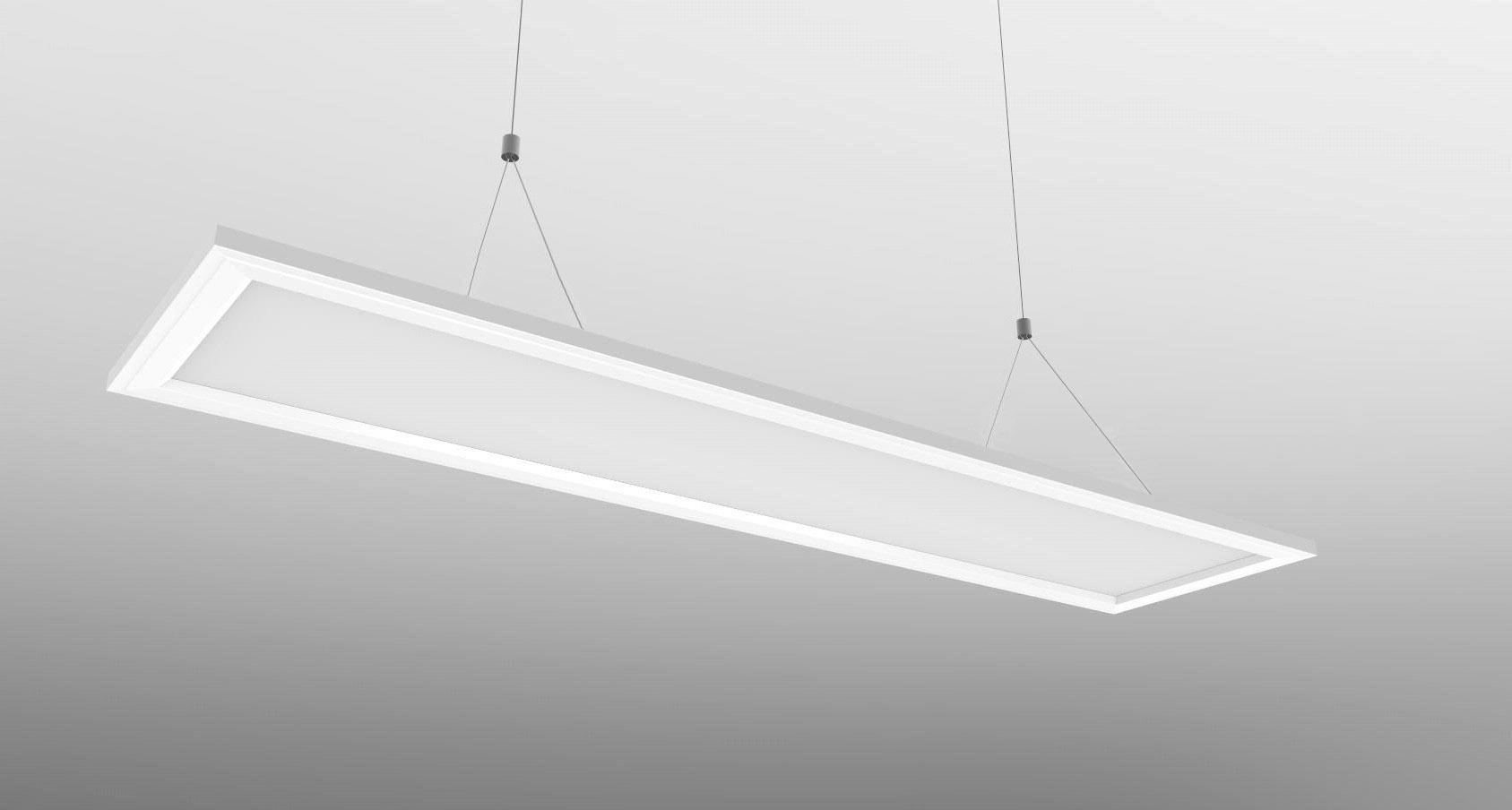 LED Pendelleuchte direkt indirekt Mero Float