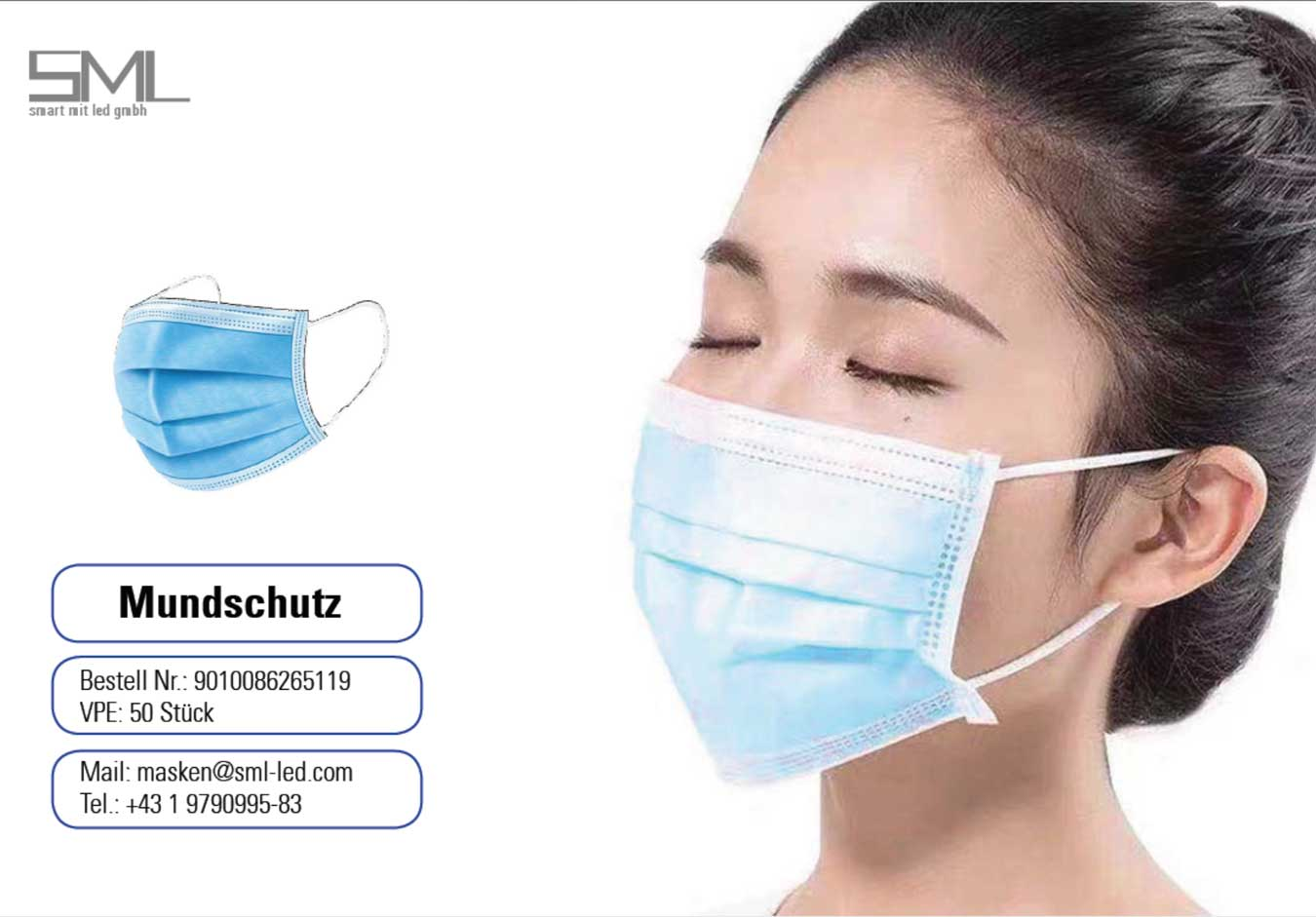 Mundschutzmasken Corona Mundschutz COVID Masken KN95