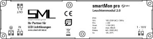 smartmon zigbee Leuchtenmodul mit Stromzählung