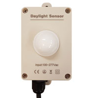 smartCon Tageslichtsensor IP65