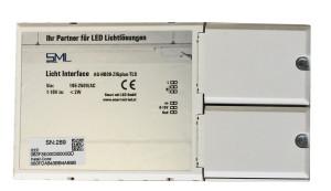 smartmon Lichtsensor zigbee Lichtsteuerung
