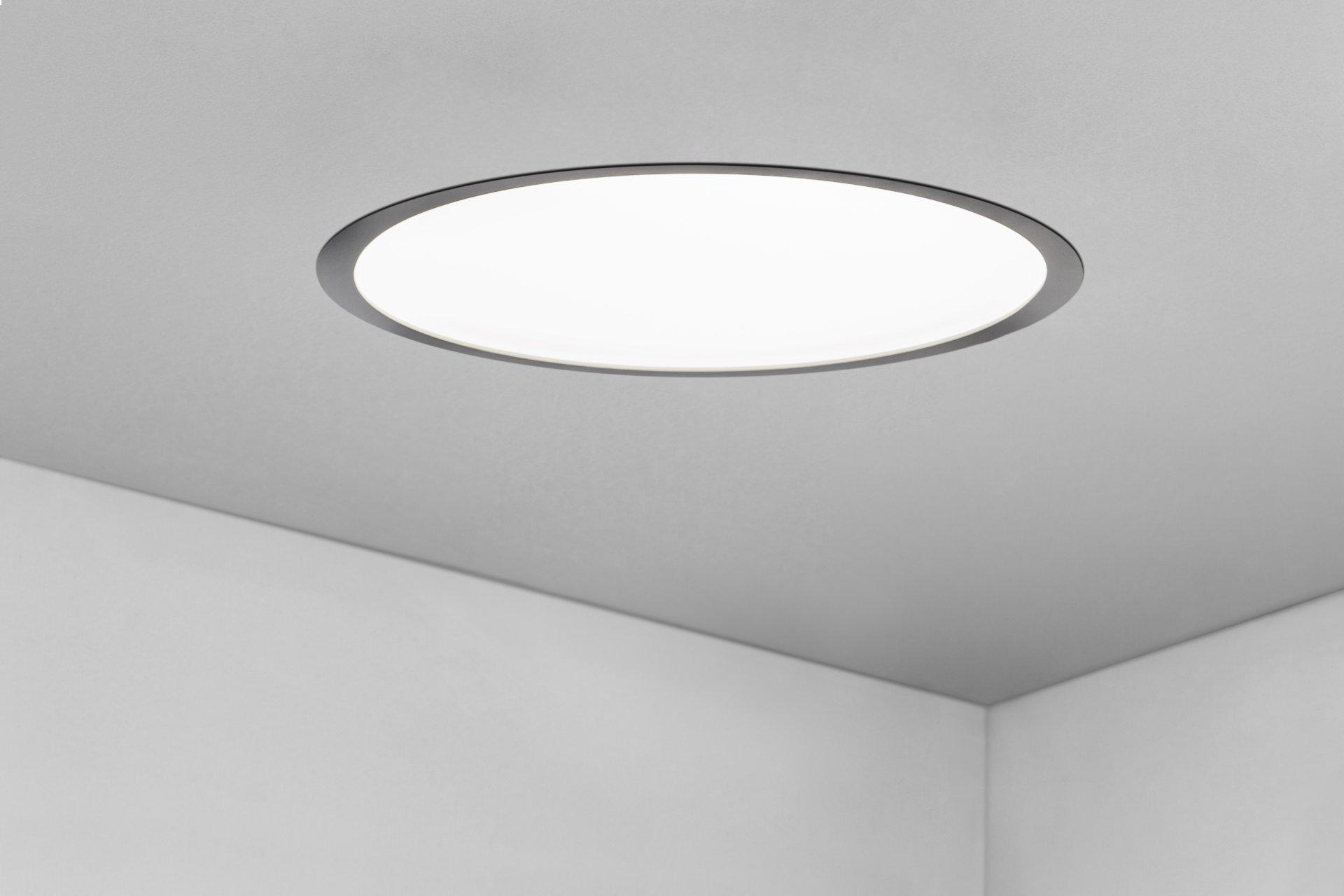 SML LED Einbauleuchte PUR rund SML LED