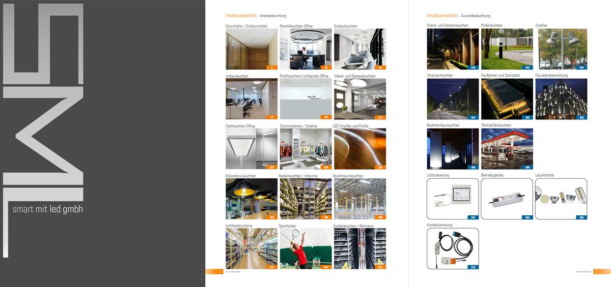 SML LED Katalog 2021 LED Leuchten