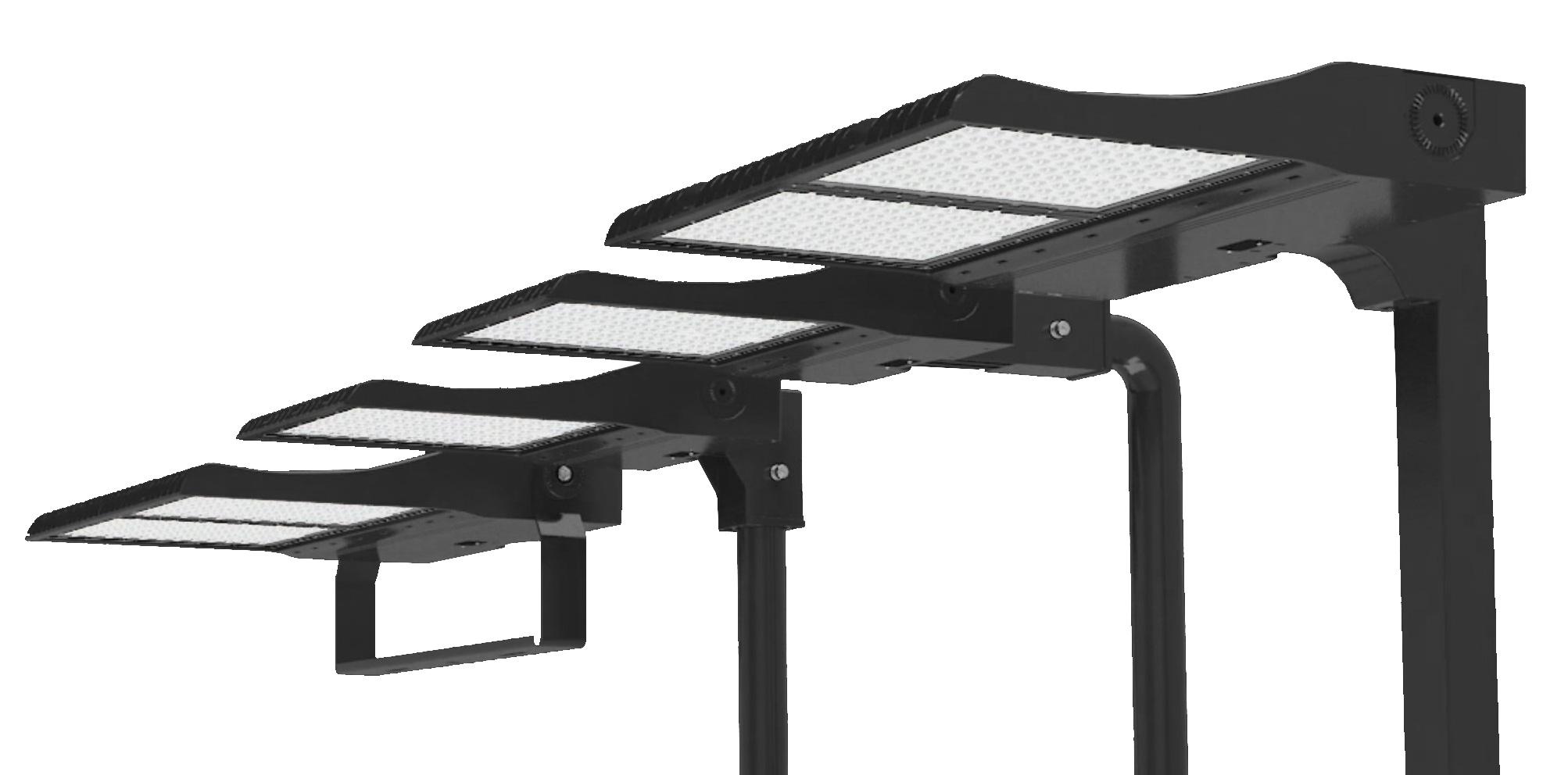SML LED Fluter Solax für Padel Court Beleuchtung