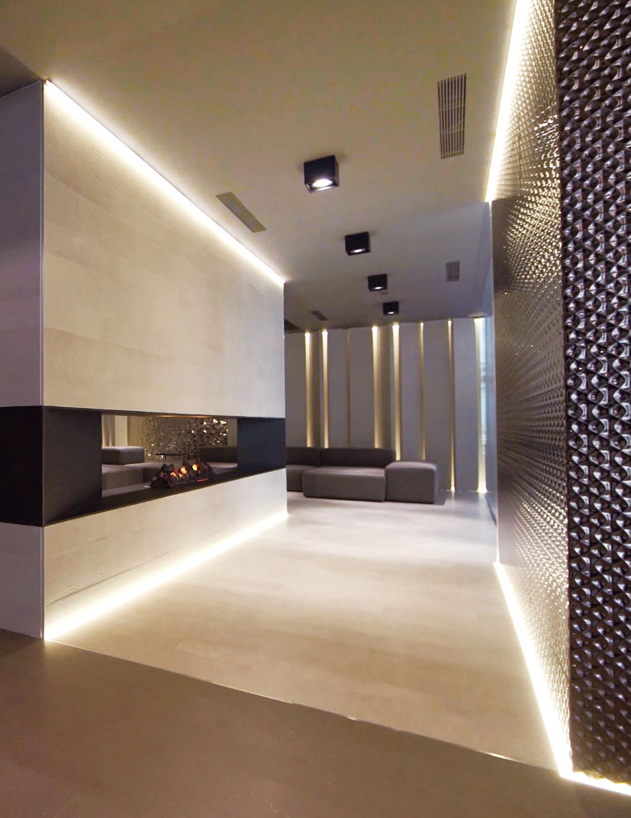 SML LED Streifen 48V für Längen bis zu 50 Meter