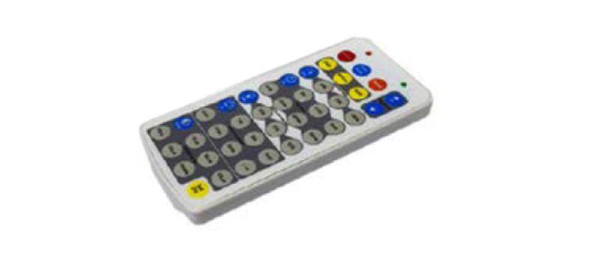 Fernbedienung für SML LED Autarker Bewegungsmelder für Titan Hallenleuchte
