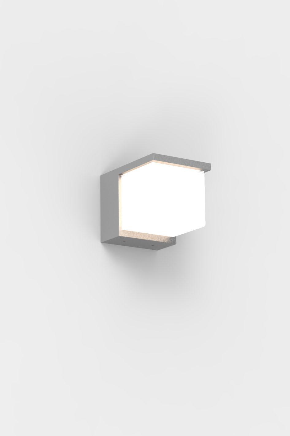 LED Wandleuchte Fassadenbeleuchtung Geko IP65