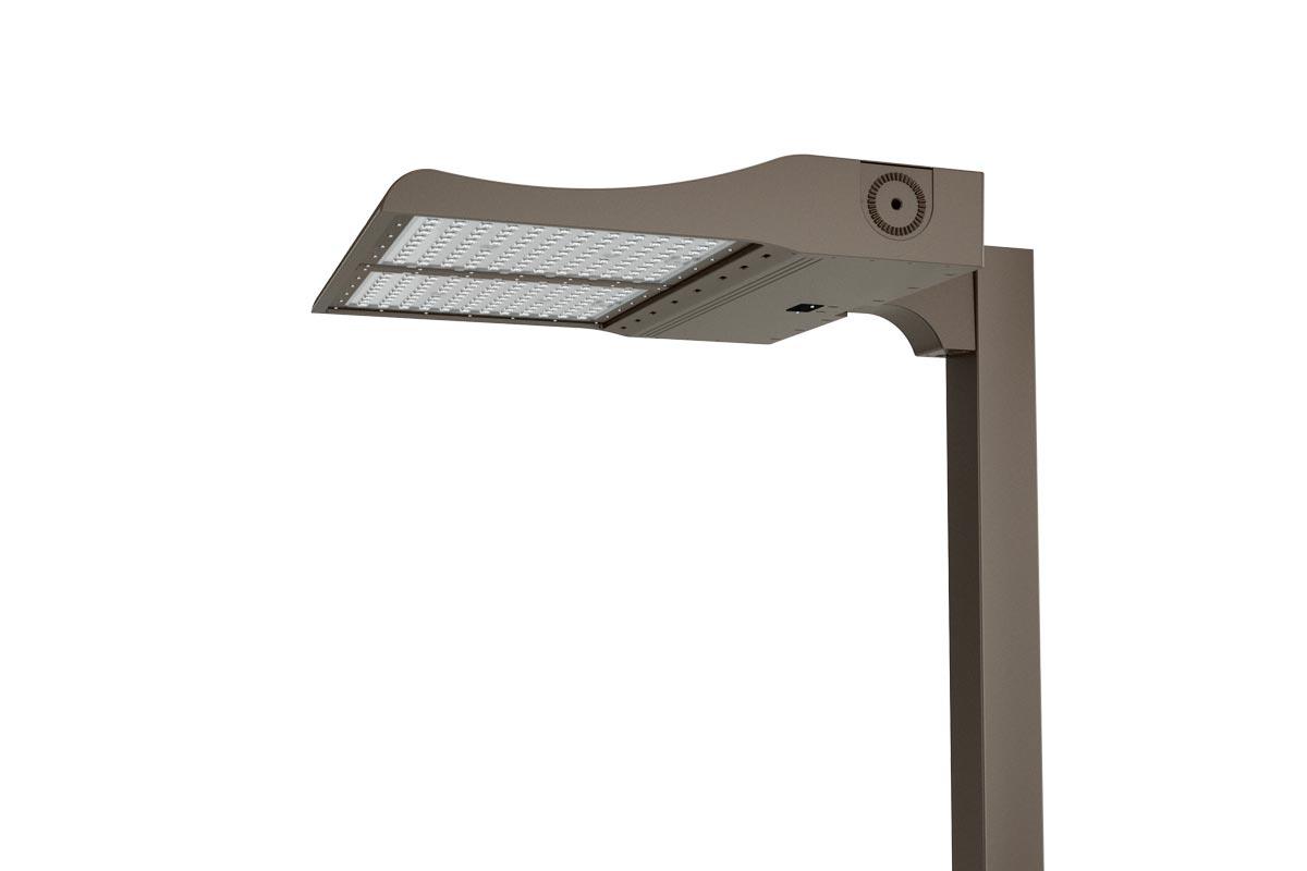 LED Fluter Solax Ausleger