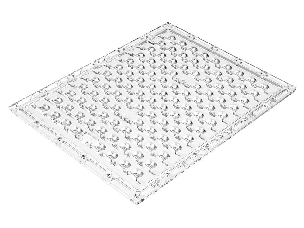 LED Fluter Solax Linsenoptiken