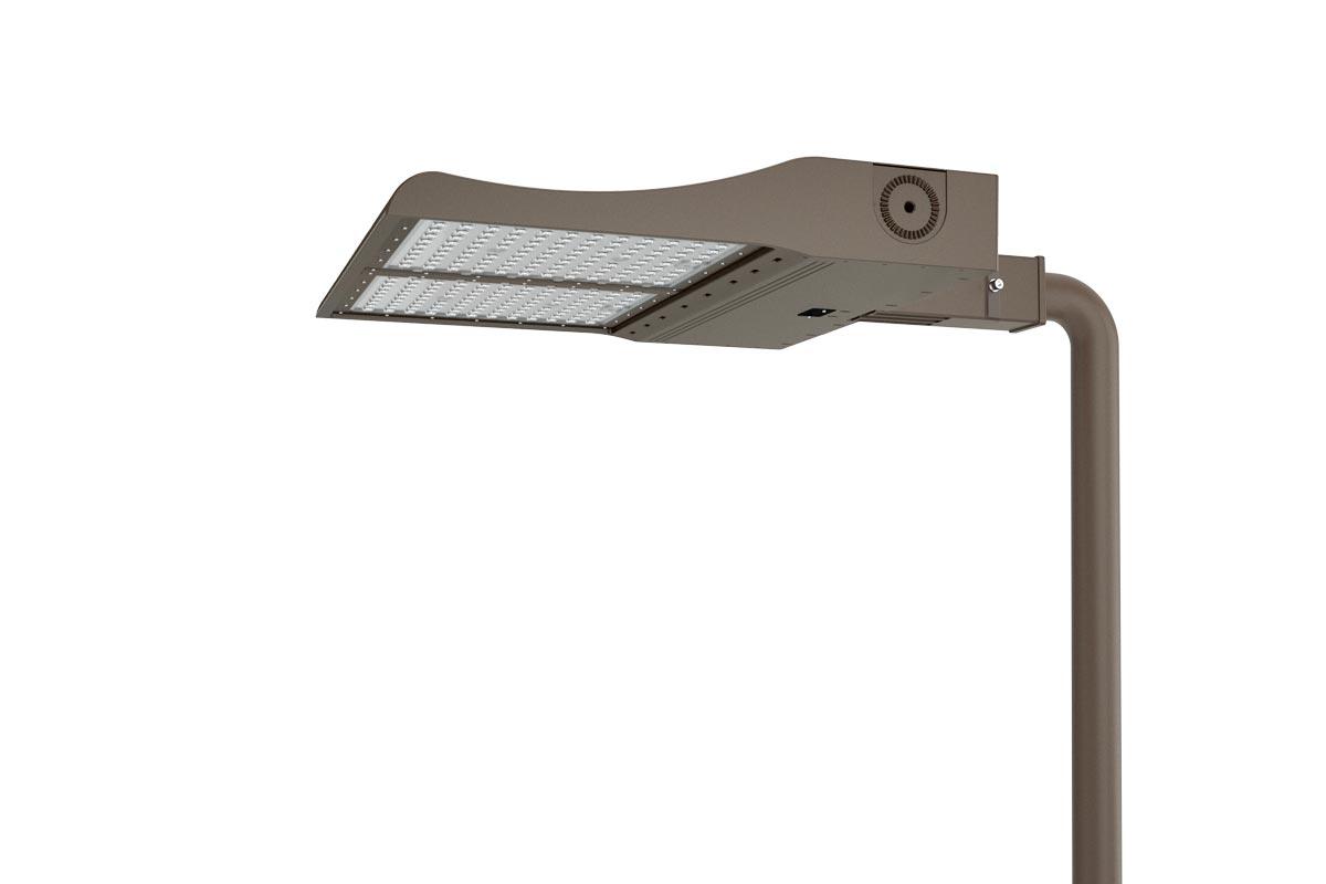 LED Fluter Solax Mastansatz