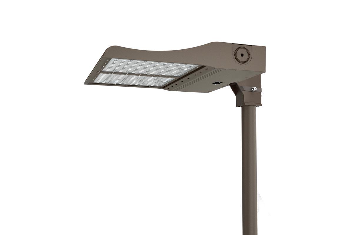 LED Fluter Solax Mastaufsatz